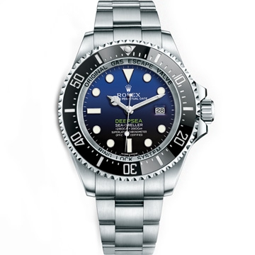Rolex Deep Sea D-BLUE 44мм