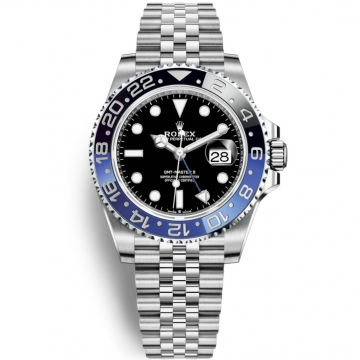 Rolex GMT-MASTER II Batman 40мм