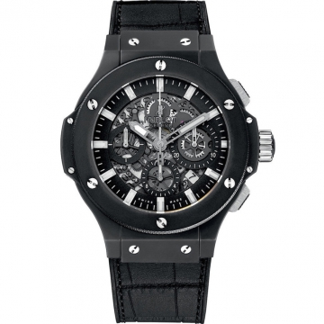 Hublot Aero Bang Black Magic 44мм