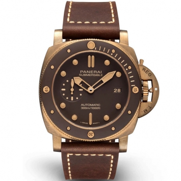 Panerai SUBMERSIBLE BRONZO 47мм