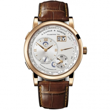 A. Lange & Sohne Time Zone 42мм