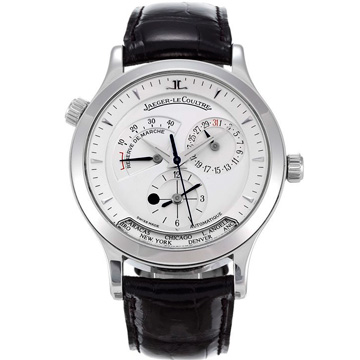 Jaeger-LeCoultre Master Geographic 38мм