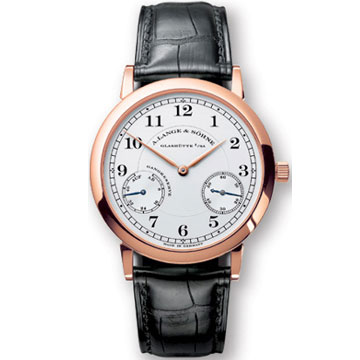 A. Lange & Sohne Up and Down 36мм