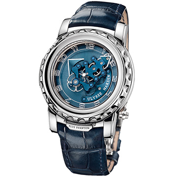 Ulysse Nardin Freak Blue Phantom 44,5мм