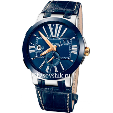 Ulysse Nardin Executive Dual Time Boutique 43мм